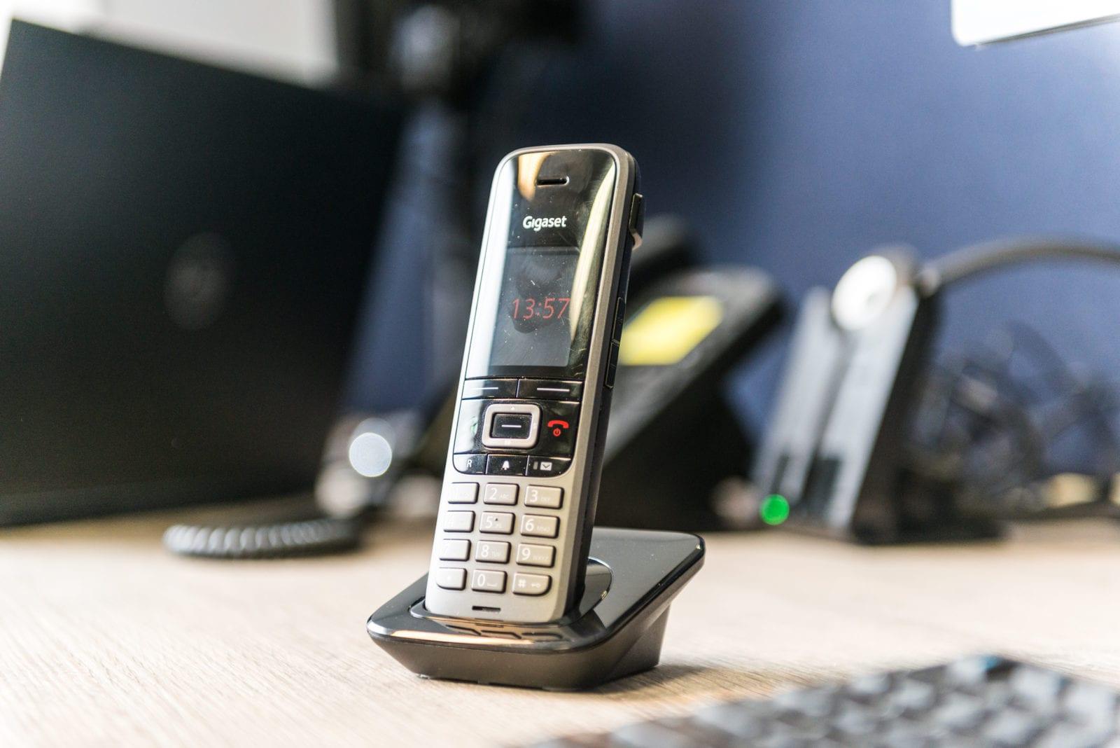 Vast-mobiel telefonie oplossingen van ISO Groep