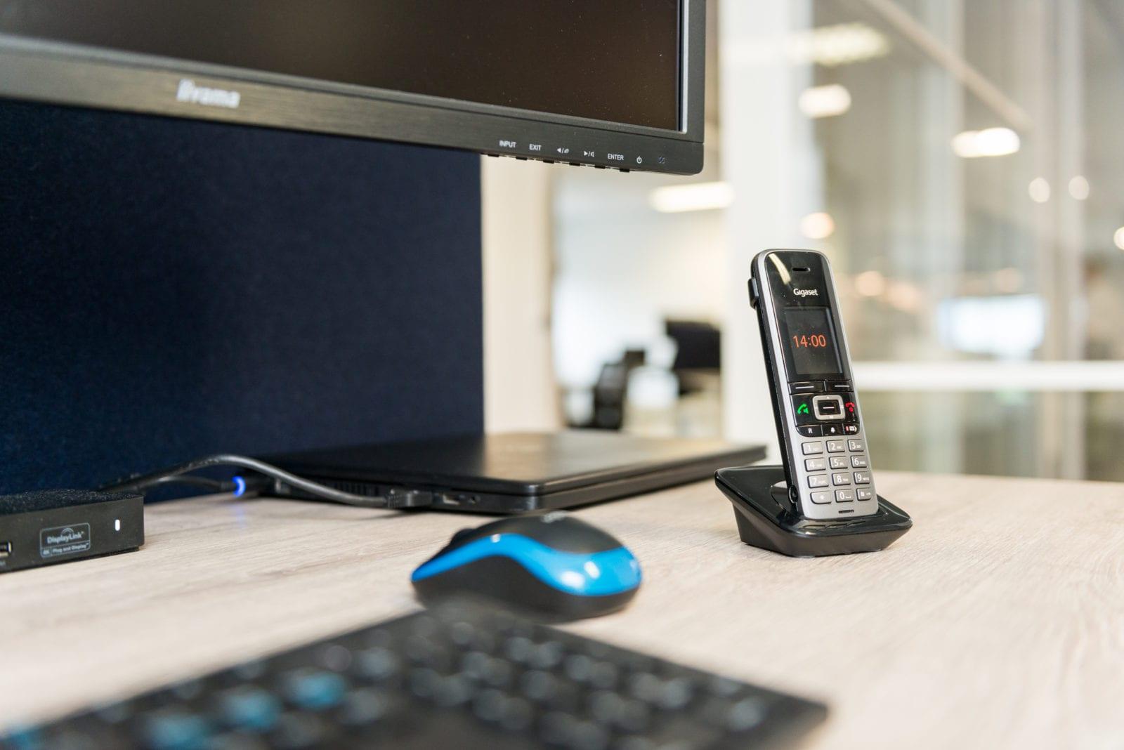 Telefonie installatie Veenendaal