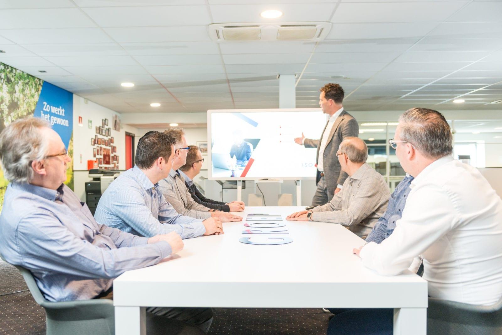 Presentatiemiddelen ISO Groep