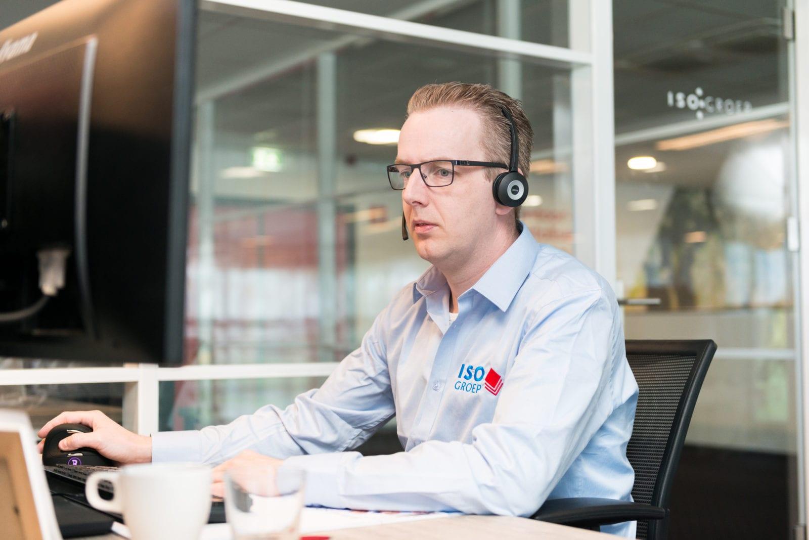 Support en consultancy CRM integratie bij ISO Groep