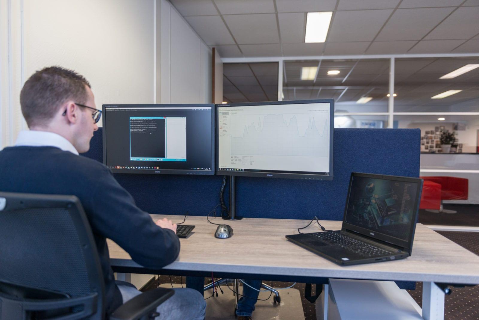 Netwerk- en serverbeheer op de Skilled Helpdesk van ISO Groep