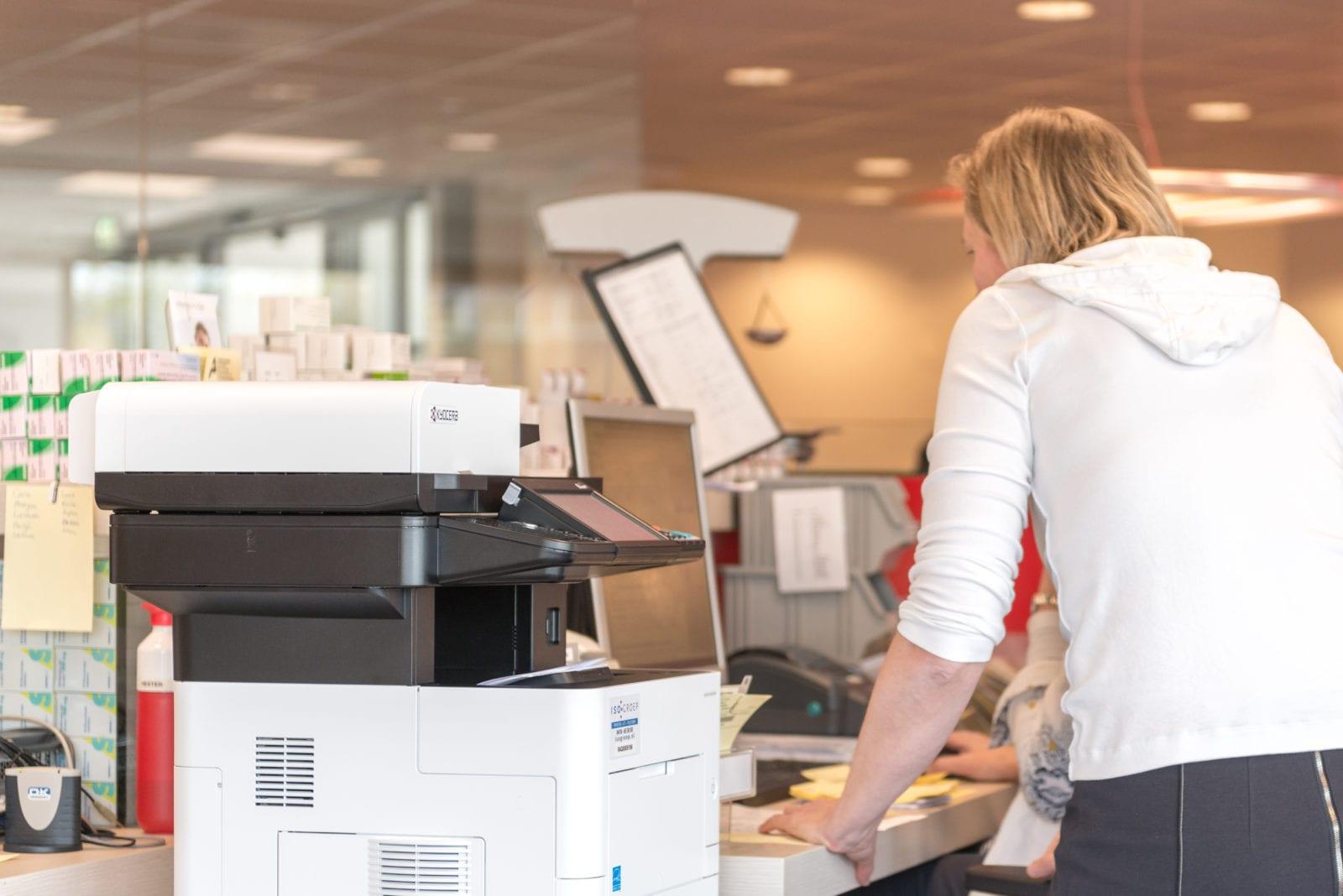 Printers, scanners speciaal voor apotheken