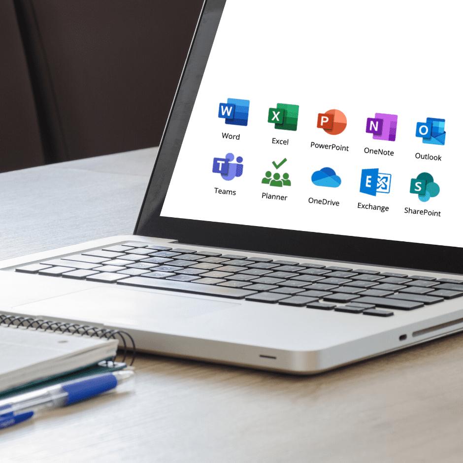 Office 365 functies