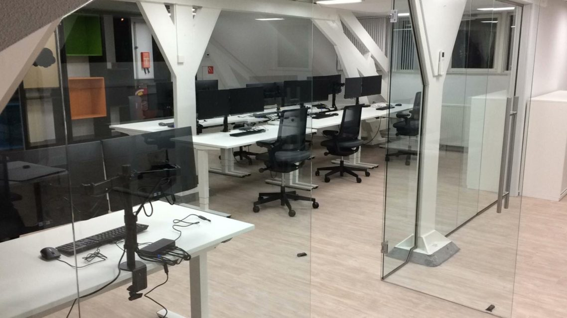ICT verhuizen bij YfC Utrecht