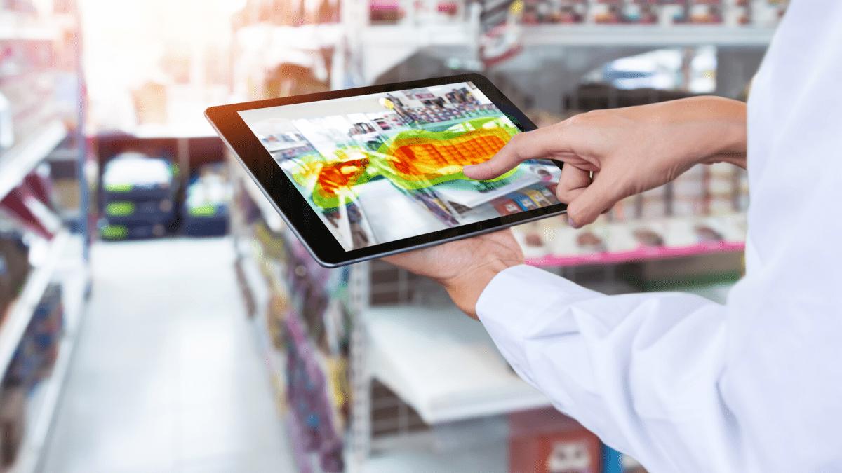 ISO Groep spectrum analyse heatmap