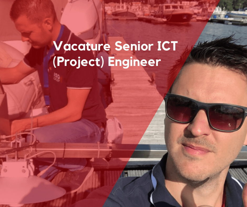 vacature ISO GROEP senior project ict engineer