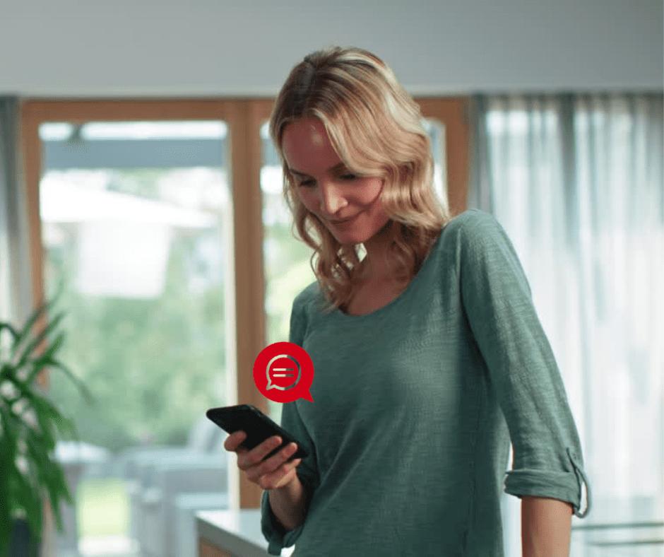 I AM app optimaal bereikbaar telefonie