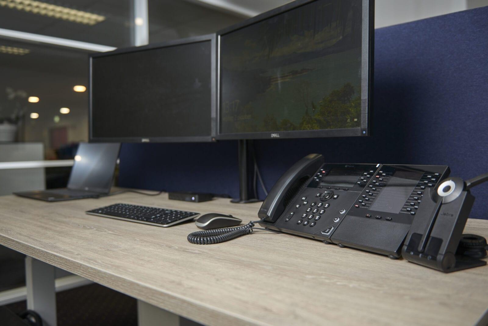 ISO Groep vaste telefonie leverancier